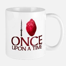 I Heart Once Upon a Time Small Mugs