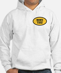 Mom's Taxi (pocket) Hoodie