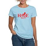 HORDE HUMOR FUNNY HORDE GIRL  Women's Light T-Shir