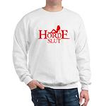 HORDE HUMOR FUNNY HORDE GIRL  Sweatshirt
