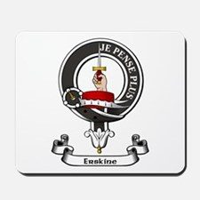 Badge - Erskine Mousepad