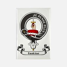 Badge - Erskine Rectangle Magnet