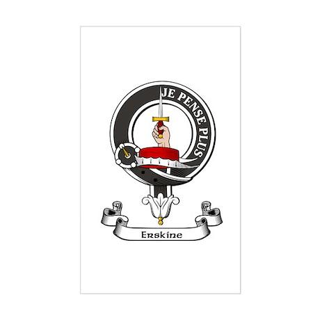Badge - Erskine Sticker (Rectangle)