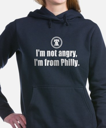 Cute Phillies Women's Hooded Sweatshirt