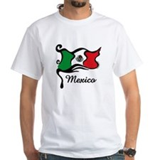 Funky Mexican Flag Shirt