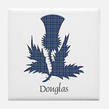Thistle - Douglas Tile Coaster