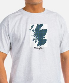 Map - Douglas T-Shirt