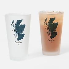 Map - Douglas Drinking Glass
