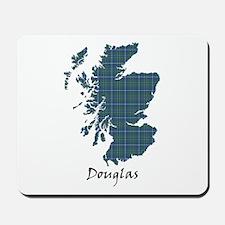 Map - Douglas Mousepad