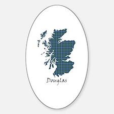 Map - Douglas Decal