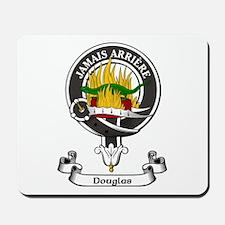 Badge - Douglas Mousepad