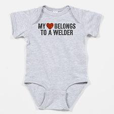 Unique Jobs and professions humor Baby Bodysuit
