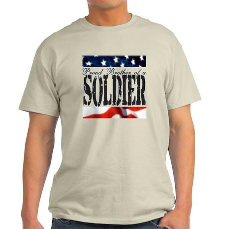 Proud Brother Light T-Shirt