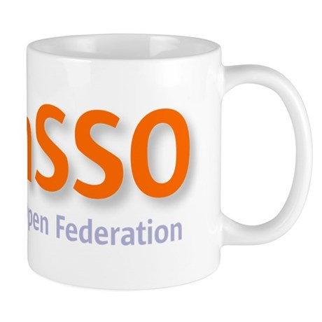 OpenSSO Logo Mugs