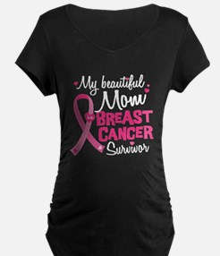 Mom Breast Cancer T-Shirt