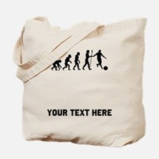 Kickball Evolution Tote Bag