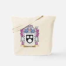 Cute Strickland family Tote Bag