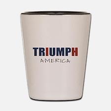Triumph America Shot Glass
