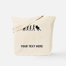 Rugby Evolution Tote Bag