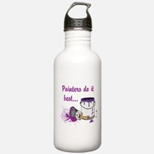 Painters Do It Best Water Bottle