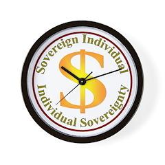 IS-SI Wall Clock