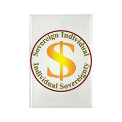 IS-SI Rectangle Magnet (100 pack)