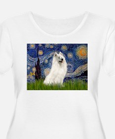 Starry / Samoyed T-Shirt