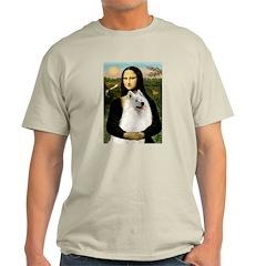 Mona / Samoyed Light T-Shirt