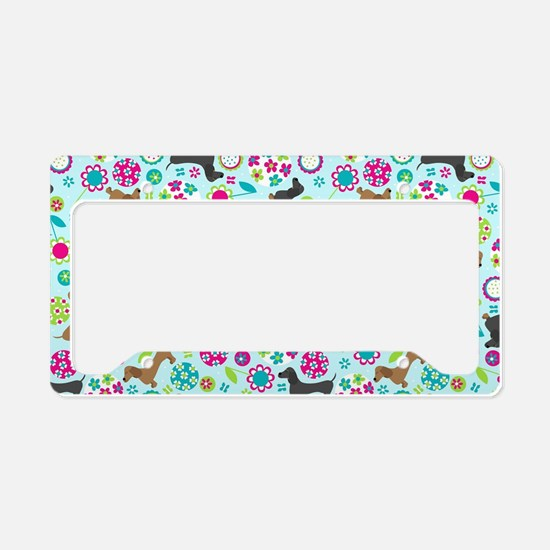 Cute Butterfly lover License Plate Holder