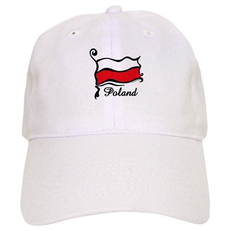 Funky Polish Flag Cap