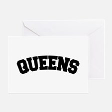 QUEENS, NYC Greeting Cards