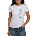 Nigeria Stamp Women's T-Shirt