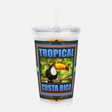 Costa Rica Acrylic Double-wall Tumbler