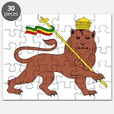 Cute Ethiopia coat of arms Puzzle