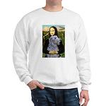 Mona /Scot Deerhound Sweatshirt