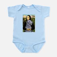 Mona /Scot Deerhound Infant Bodysuit