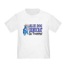 Blue Dog in Training T