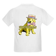 I'm a Yellow Pup Kids T-Shirt