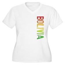 Bolivia Stamp T-Shirt