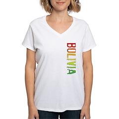Bolivia Stamp Shirt