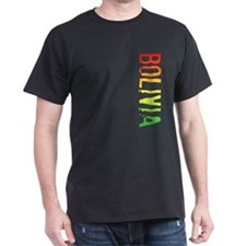 Bolivia Stamp T-Shirt