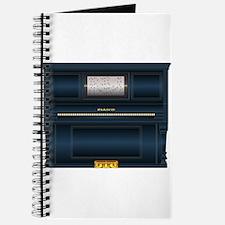 Black Upright Pianola Journal