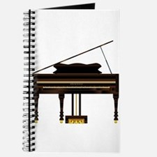 Old Grand Piano Journal