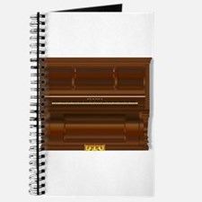 Old Upright Piano Journal