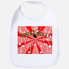 Rock And Roll Noise Bib