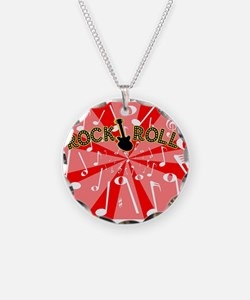 Rock And Roll Noise Necklace