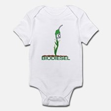 Biodiesel-Plant Infant Bodysuit