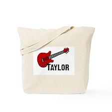 Guitar - Taylor Tote Bag