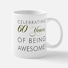 Celebrating 60 Years Drinkware Mugs