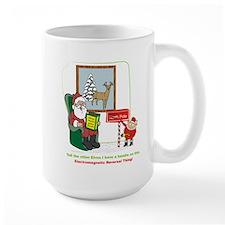 Santa 2012 Mug